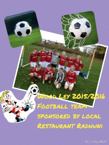 Our new kit sponsored by local restaurant Radhuni
