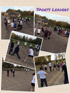 Sports Leaders Training 2015